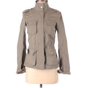 H&M Khaki green jacket